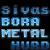 Bora Metal Hurda grup logosu